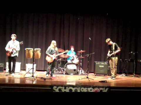 ZENITH - Too Hot For Me, George Washington Middle School, 03-22-13