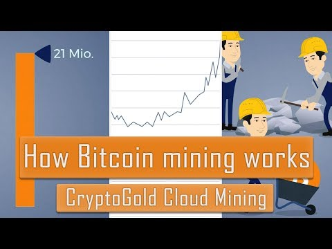 How bitcoin mining works explained by CryptoGold