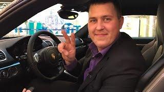 видео На концерте Стаса Михайлова вручили автомобиль!