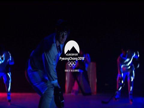 PyeongChang 2018. Eurosport intro 45 sec