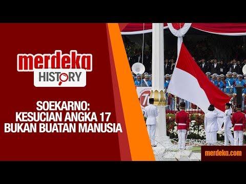 Di balik alasan Soekarno pilih 17 Agustus 1945