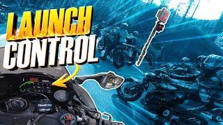 LAUNCH CONTROL sui PASSI e @SpampinAuto e Moto RISCHIA in AUSTRIA!