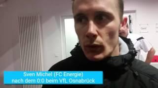 """Sven Michel von Energie sagt: """"Wir haben uns einen Sieg verdient"""""""