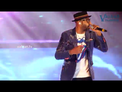 Benny Dayal performance at PROVOKE Summer Fashion Festival 2017,Feathers Hotel
