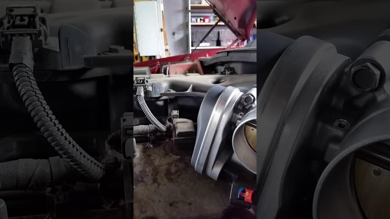 Dodge magnum codes P2101, P2110 and P2118