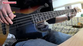 H.E.R. - Hard Place BASS COVER