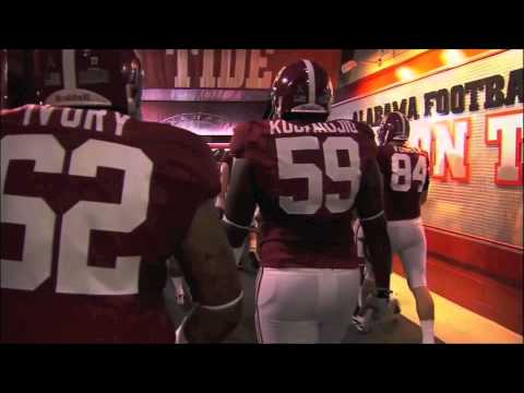 Alabama vs. LSU - 2011 National Championship Hype (Nelly - The Champ)