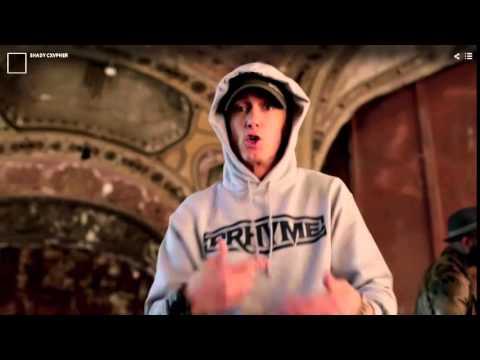 Eminem CXVPHER Acapella Verse (Only Eminem Part) Cypher