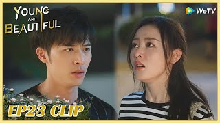 【Young and Beautiful】EP23 Clip   Why? She will marry with other man?!   我的漂亮朋友   ENG SUB
