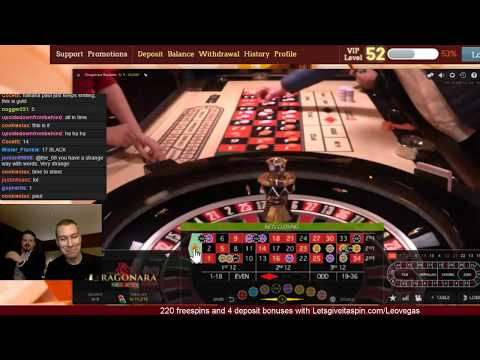 Rocknrolla teaching Letsgiveitaspin roulette - Fail end