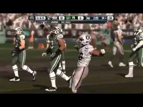 Boss Julius Peppers User Pick Montage - Madden Ultimate Team 15