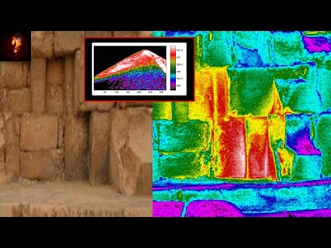Operation Pyramid Scan Exposes New Shafts & Tombs?