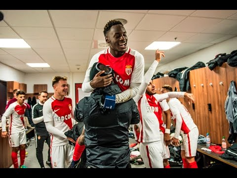 INSIDE VESTIAIRE : l'AS Monaco qualifiée ! - Youth League