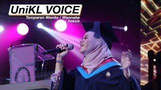 UniKL Voice UV Taran Wanita Wannabe Seksis Convo 2018 Session 5
