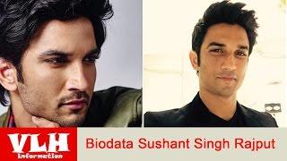 Biodata Sushant Singh Rajput Pemeran Manav dalam Serial Archana Mencari Cinta di ANTV