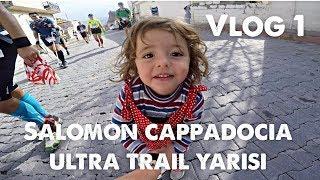 Fulya ǀ Cappadocia Ultra Trail 2018 ǀ VLOG 1