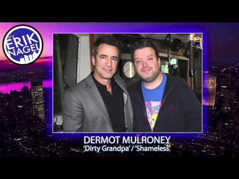 Dermot Mulroney Interview 'Dirty Grandpa' 'Friends' [01-22-2016]