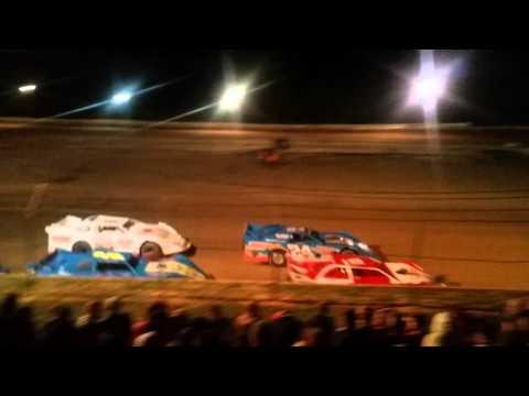 Indiana Late Model Heat 2  Chandler Motor Speedway