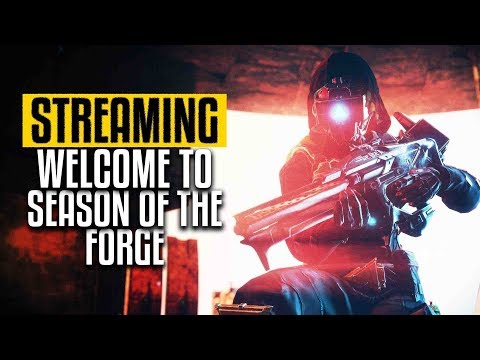 Destiny 2 ? Welcome to Season 5 | Season of the Forge | Exotic Grind | PC Gameplay thumbnail