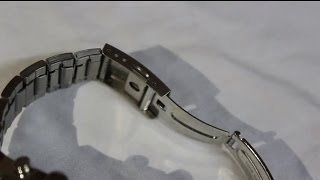 How to Adjust your Seiko Watch Band the Easy Way Recorded from a DSLR(, 2013-10-12T02:10:48.000Z)