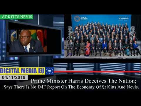 DIGITAL MEDIA EU NEWS CHANNEL:  | PRIME MINISTER HARRIS DECEIVES THE  NATION