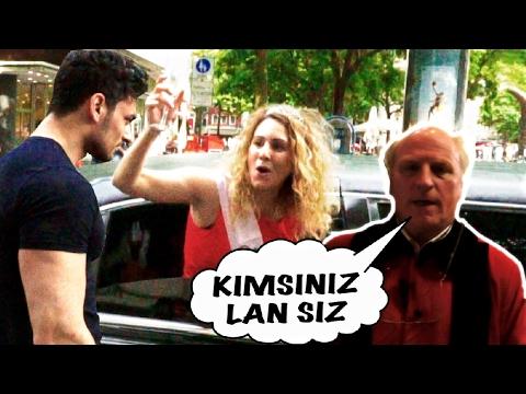 PAPAZI TROLLEDİK! | Alman KIZLARI ÇILDIRDI! | Az kalsın ORUÇ BOZULUYORDU!!!