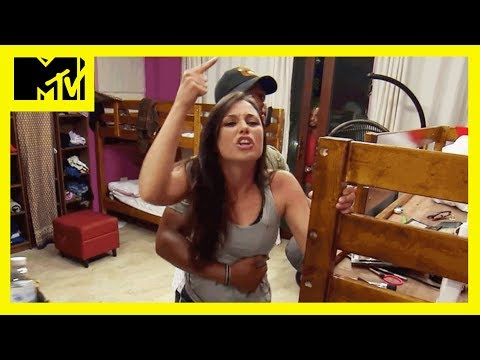 7 Insanely Petty 'Challenge' Fights | MTV Ranked