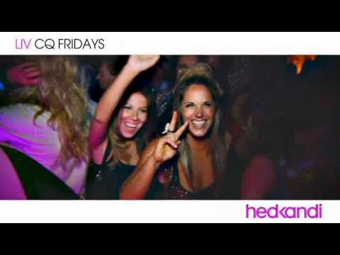 CQ Nightclub Melbourne - HedKandi - A Taste Of Summer