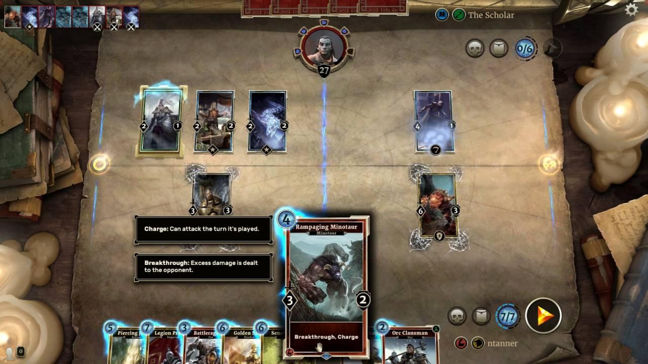 نتيجة بحث الصور عن The Elder Scrolls: Legends game