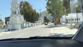 Google maps lady in Greece has a tough job ... Free HD Video