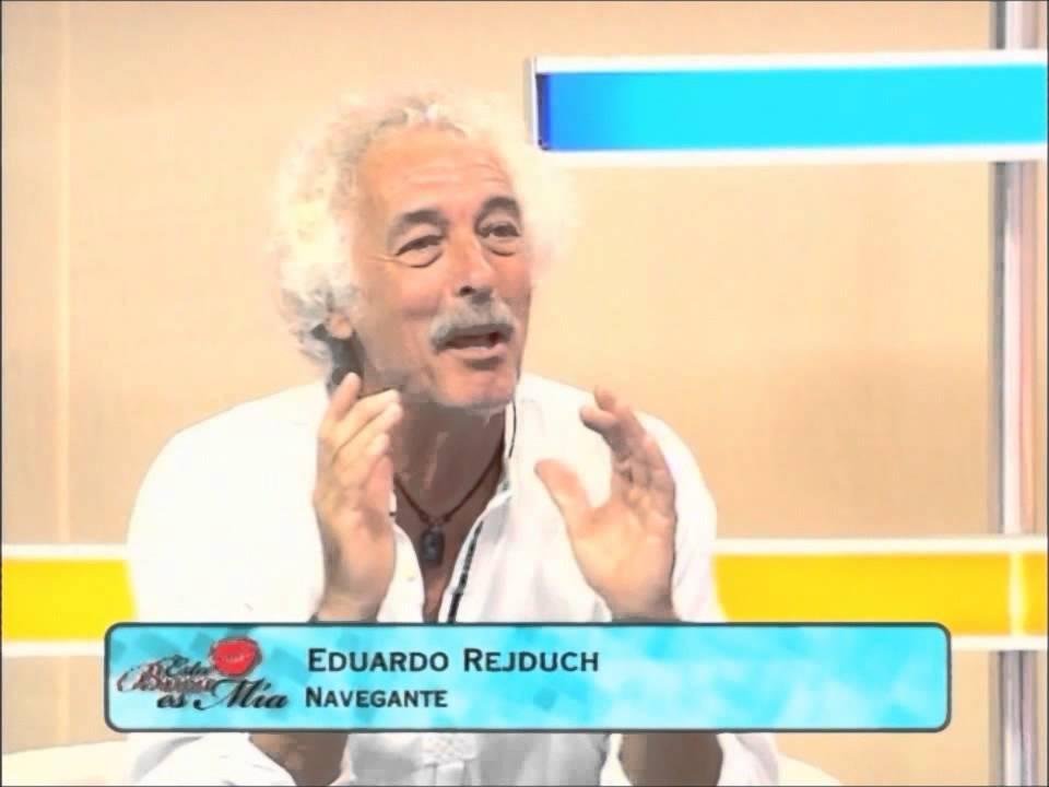 Victoria Rodriguez y Eduardo Rejduch de la Mancha. Esta