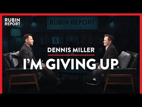 Why You Should Skip College, Giving Up & The Real O'Reilly | Dennis Miller | COMEDY | Rubin Report