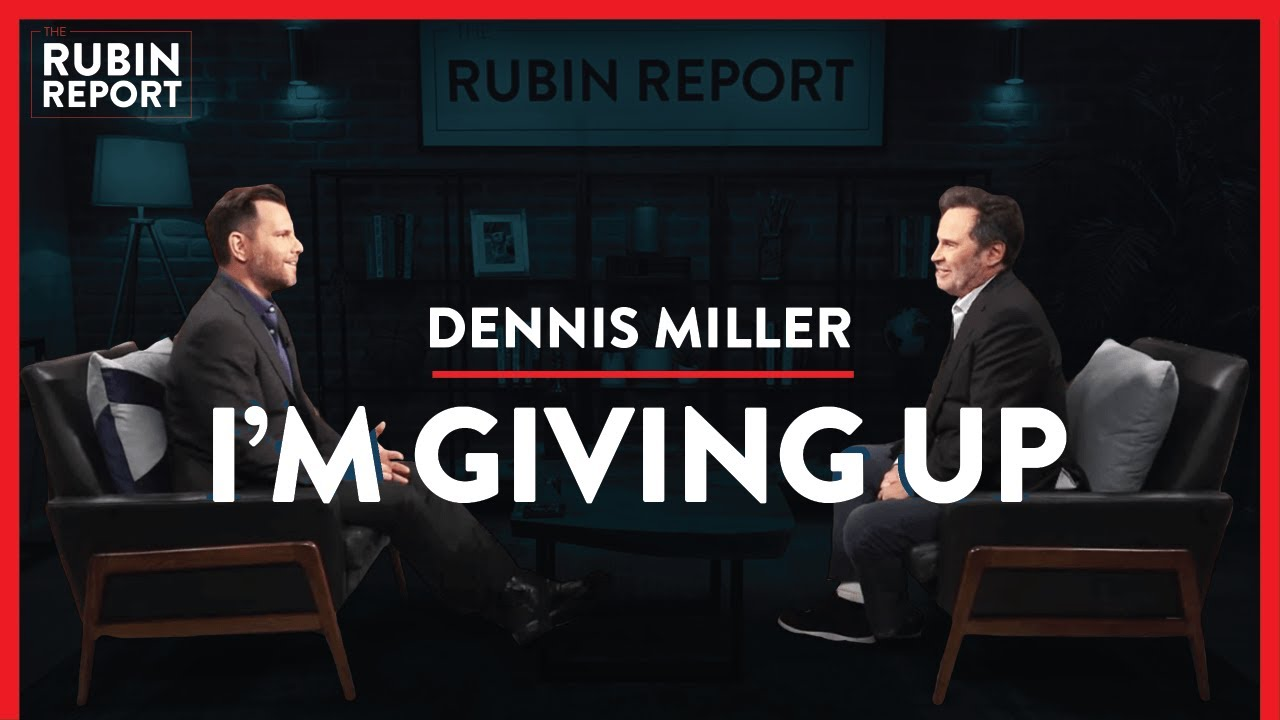 Why You Should Skip College, Giving Up & The Real O'Reilly | Dennis Miller | COMEDY | Rubin Repo