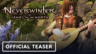Neverwinter: Jewel of the North - Official Cinematic Reveal Teaser Trailer