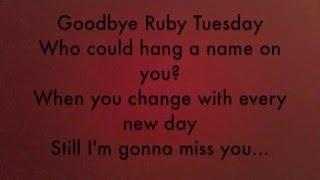 Franco Battiato - Ruby Tuesday  (Sous titré)