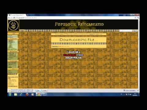 populous the beginning patch 1.03 download