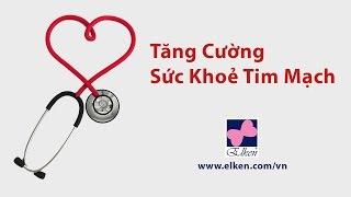 Kiến thức Sức khỏe tim mạch - Nitric Oxide - L'Arginine