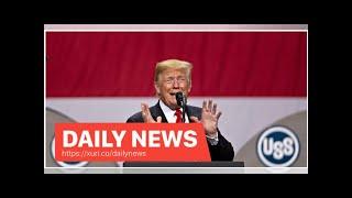 Daily News - Trumps European flood tax with cheap steel