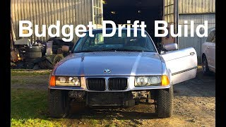 E36 budget drift build