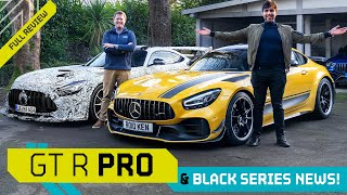 Mr AMG on GT R PRO! + Black Series News w/ Shmee150!