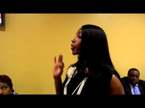 Dewana Daniel, The Tax Lady, Sponsor of Black Wall Street RANDALLSTOWN, 7.17.14
