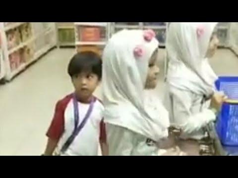 Gemesss Anak Anak Irfan Hakim Belajar Jadi Dokter , Pemadam Kebakaran Dan Kasir