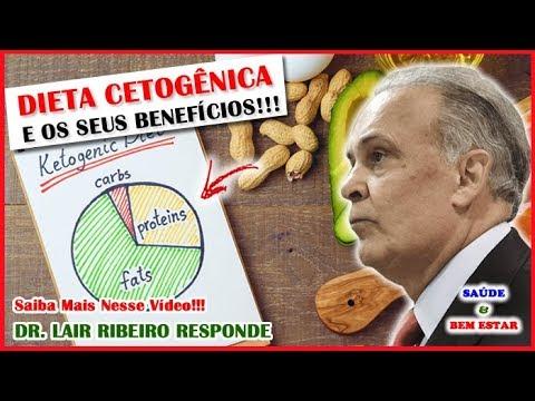 Youtube dr lair ribeiro dieta cetogenica
