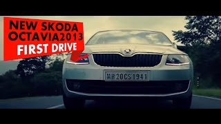 New Skoda Octavia : First Drive : PowerDrift