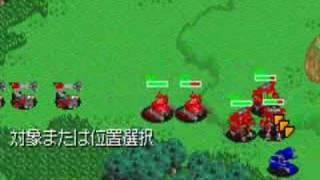 Mech Platoon Planet Lichen Mission 2 GamePlay