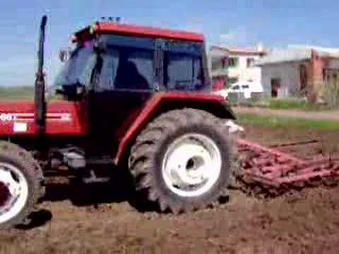 FIAT 70-66 DT IS CULTIVATING VIDEO Tractor..TURKEY(Part1)