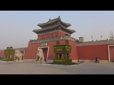 China Xi'an Trip (2014 Dec) - Part 1/4