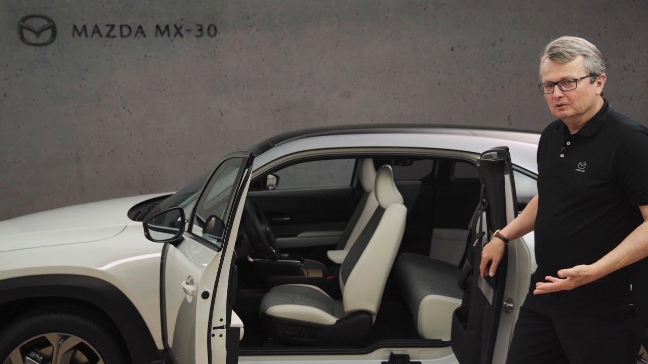 Mazda MX-30 - Practicidad
