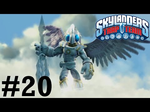 Skylanders Trap Team Wii U -- Chapter 20: Sunscraper Spire -