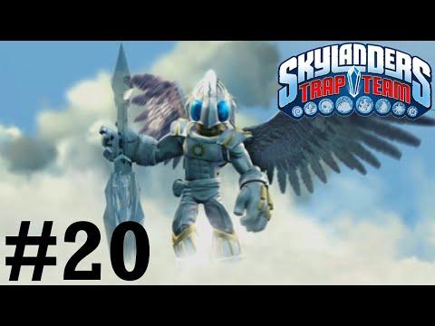 Skylanders Trap Team Wii U -- Chapter 20: Sunscraper Spire - Light Element Expansion Pack